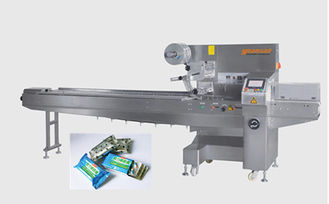 China Electric Customized  Pillow Packing Machine Flow Pack Tablet Easy Operation supplier