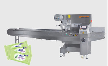 China 4.0KW  Pillow Packing Machines Pillow Vacuum Packing Machine For  Solid Regular Objects supplier