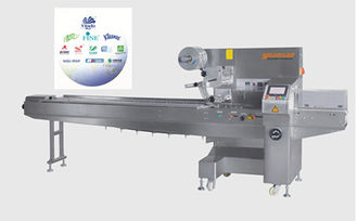 China Horizontal Packing Machine Industrial Packaging Equipment  For Ampoules supplier