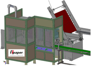 China High Speed Tissue Paper Packing Machine  Supply to Fine Tissue supplier