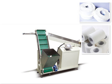 China Automatic Toilet Paper Packing Machine Roll Paper PaperCore Separator supplier