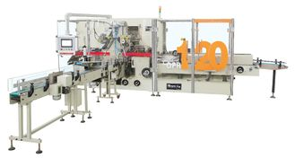 China Pallet Stretch Wrapping Machines Vacuum Bag Packaging Equipment supplier