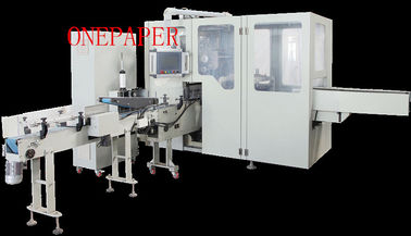 China OPR90 Soft Tissue Paper Wrapping Machine German And Japan Electric Components supplier