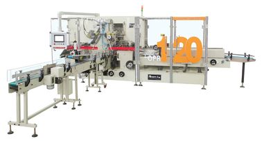 China Soft Tissue Paper Wrapping  Machine , German and Japan electric components , With 6 Servo Motors supplier