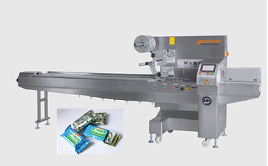 China Electric Customized  Pillow Packing Machine Flow Pack Tablet Easy Operation distributor