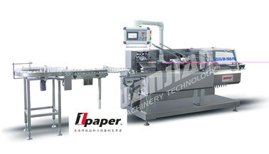 China Max Φ 300mm Pocket Tissue Machine Napkin Paper Machine PET / PE Aluminum Plating Film distributor