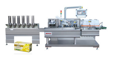 China Plastic Bag Packing Machine  Tea Packing Machine For Paper Sanitary Towel factory