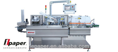 China Motorcycle FittingsToothpaste Automatic Cartoning Machine  For Packing Medicine distributor