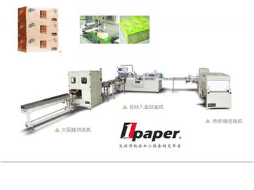 End Of Line Packaging Equipment  Assembly Line Machine Batch No . Printing