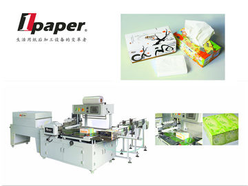China Manual  Portable Shrink Wrap Machine For Pallets With Servo Motor distributor