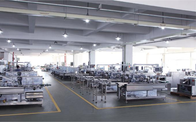 5.1KW  Packing Production Line Automated Assembly Line  300 - 400g / m3